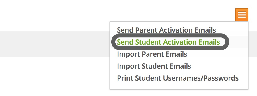 Activate Student Login Accounts (Teachers) – MasteryConnect